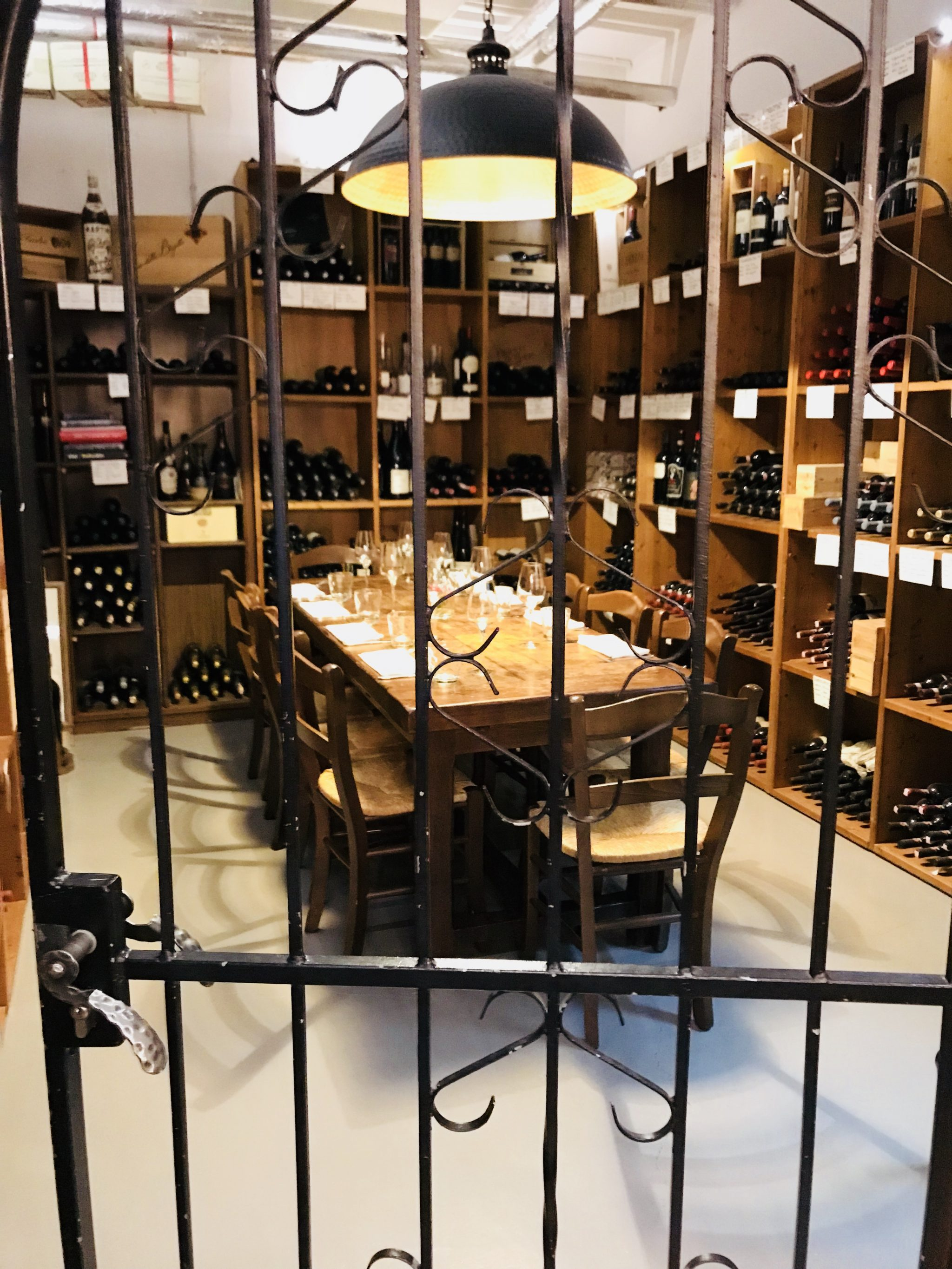 Private Dining / Cantinetta